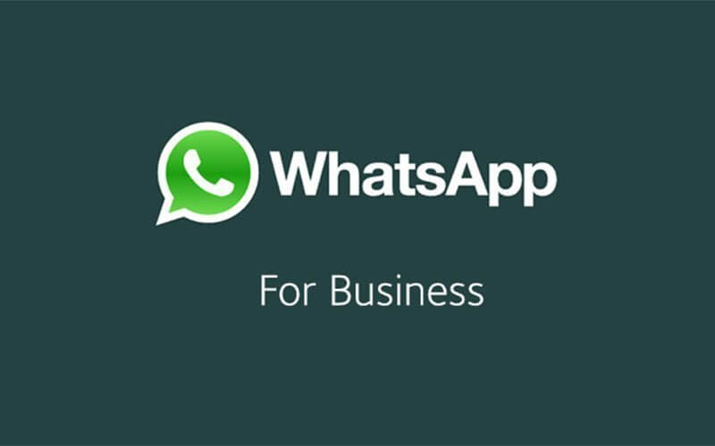 WhatsApp Business App for small businesses